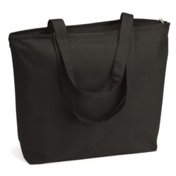 24.5L Canvas Zippered Tote Thumbnail